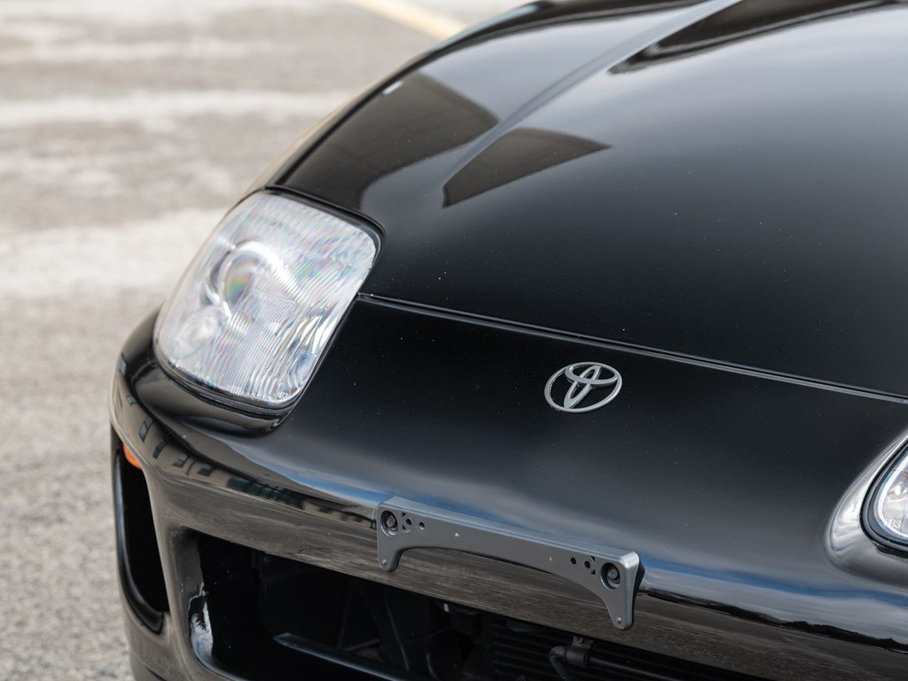 1993 Toyota Supra Twin Turbo Sport Roof  For Sale by Auction (picture 6 of 6)