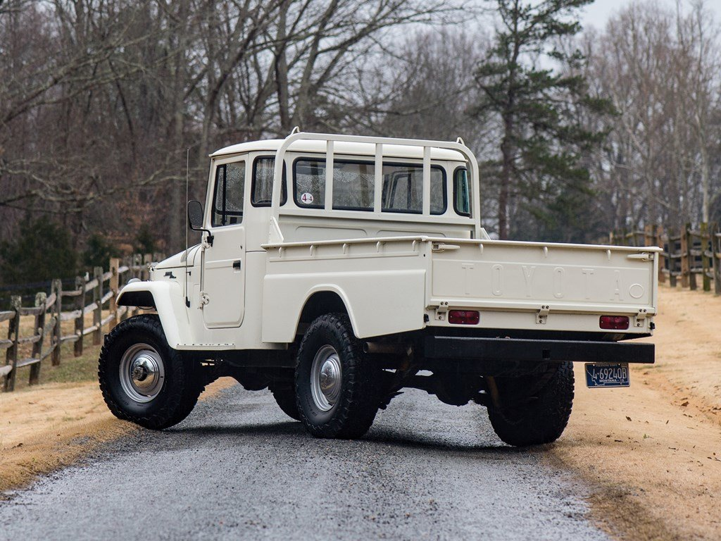 1965 Toyota FJ45 Land Cruiser Custom by TLC 44 For Sale by Auction (picture 2 of 6)