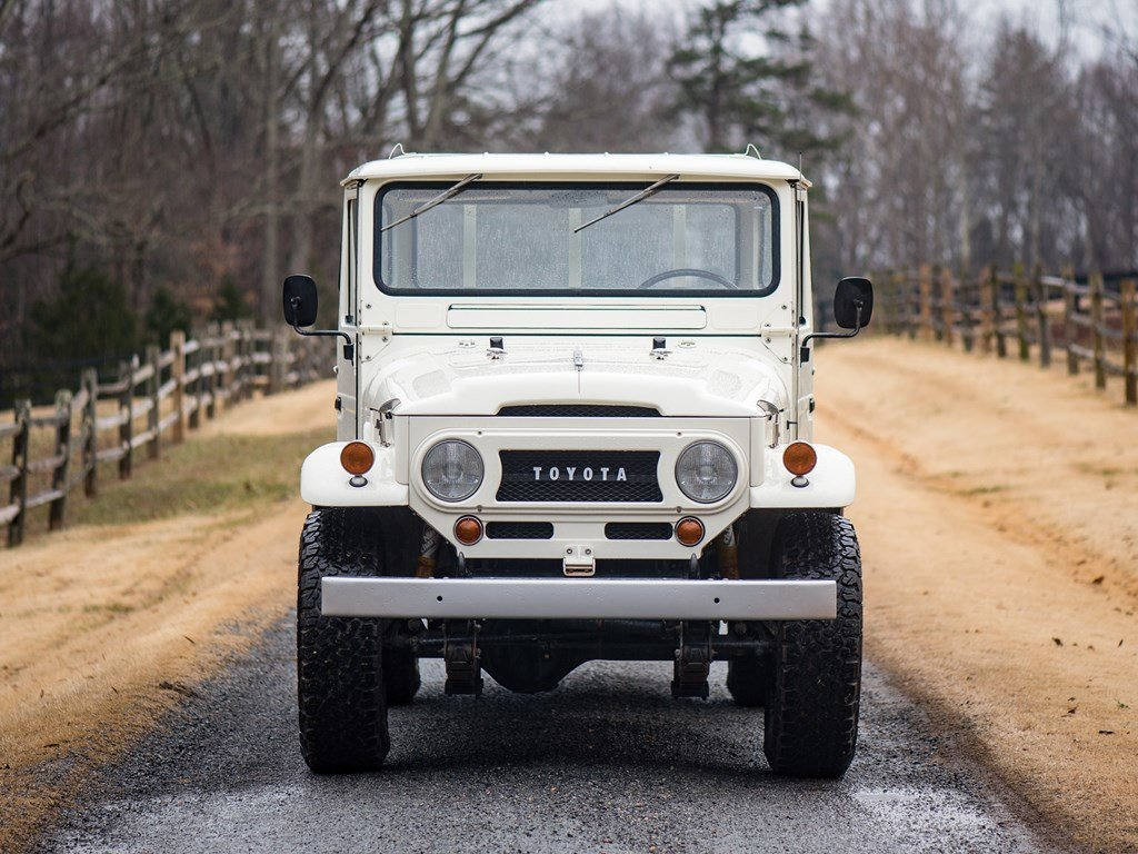 1965 Toyota FJ45 Land Cruiser Custom by TLC 44 For Sale by Auction (picture 6 of 6)