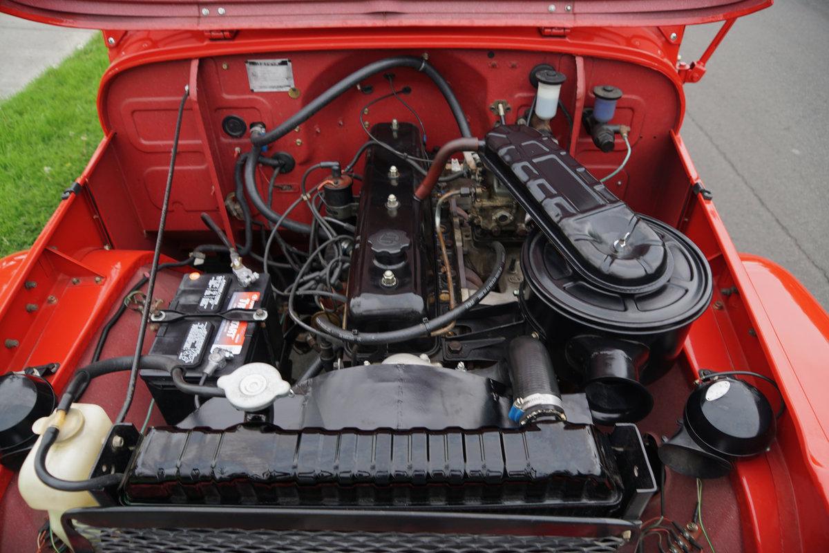 California 1965 Toyota Landcrusier FJ40L Hardtop SOLD (picture 6 of 6)