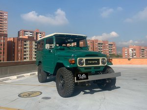 1982 Toyota FJ43 Land Cruiser  For Sale by Auction