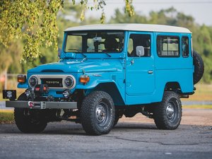 1978 Toyota FJ43 Land Cruiser  For Sale by Auction