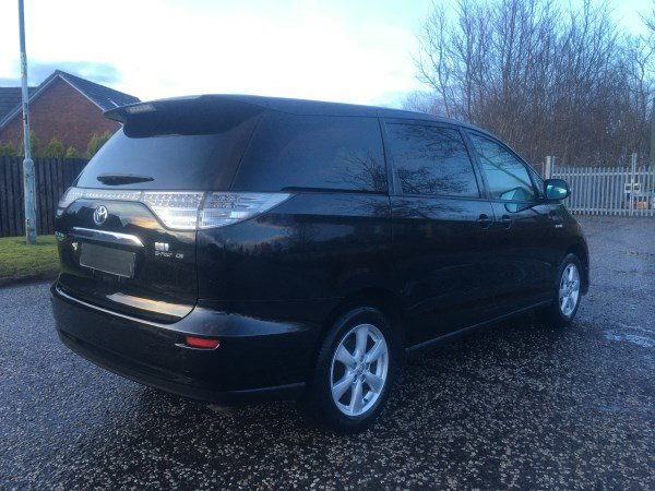 2008 2007 FRESH IMPORT TOYOTA ESTIMA Hybrid 2.4 G Edition Cruise  For Sale (picture 2 of 6)