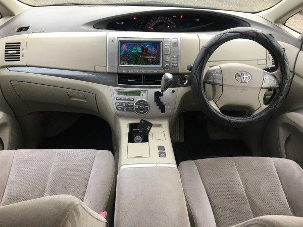 2008 2007 FRESH IMPORT TOYOTA ESTIMA Hybrid 2.4 G Edition Cruise  For Sale (picture 3 of 6)