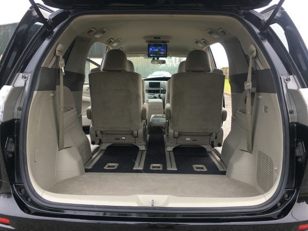 2008 2007 FRESH IMPORT TOYOTA ESTIMA Hybrid 2.4 G Edition Cruise  For Sale (picture 4 of 6)
