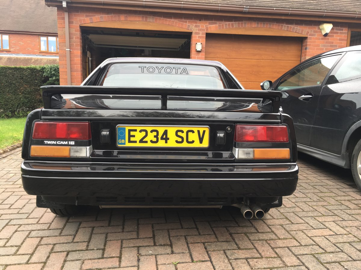 1988 Toyota Mk1 Mr2 For Sale (picture 3 of 6)