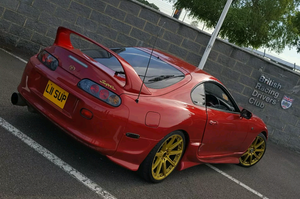Jap Import Toyota Supra MKIV 6 speed Manual TT