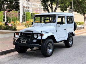 Picture of 1976 TOYOTA LAND CRUISER FJ 40 SOLD