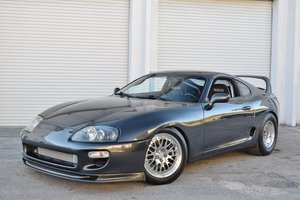 1994 Toyota Supra BIG Turbo MK IV Boost Fast 1276-HP $68.5k