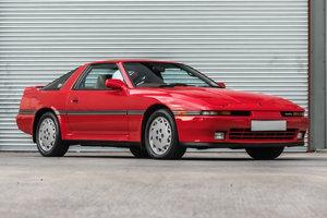 1989 Toyota Supra Turba Manual