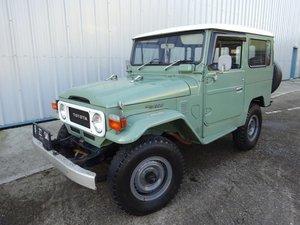 Toyota FJ40 4.2 2F RHD