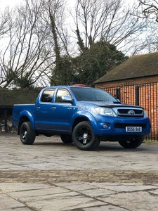 2010 Toyota Hilux King Cab 4x4