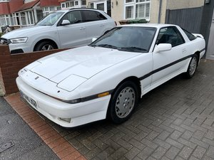 1988 TOYOTA SUPRA  3.0 i DOHC 5 Speed manual
