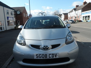 TOYOTA AYGO 1LTR Platinum 5 DOOR JUST 51,000 MILES LONG MOT