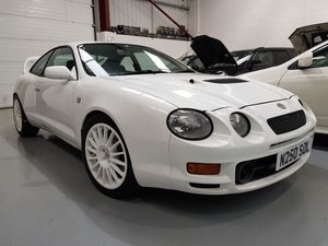 1995 Toyota Celica 2.0 GT4 - ST205 For Sale