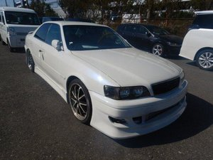 1998 Chaser 2.5 Turbo JZX100 1JZ-GTE Manual Wanted