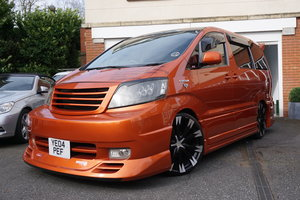 2004 WOW JUST WOW! NOW THIS IS WHAT YOU CALL AN MPV!