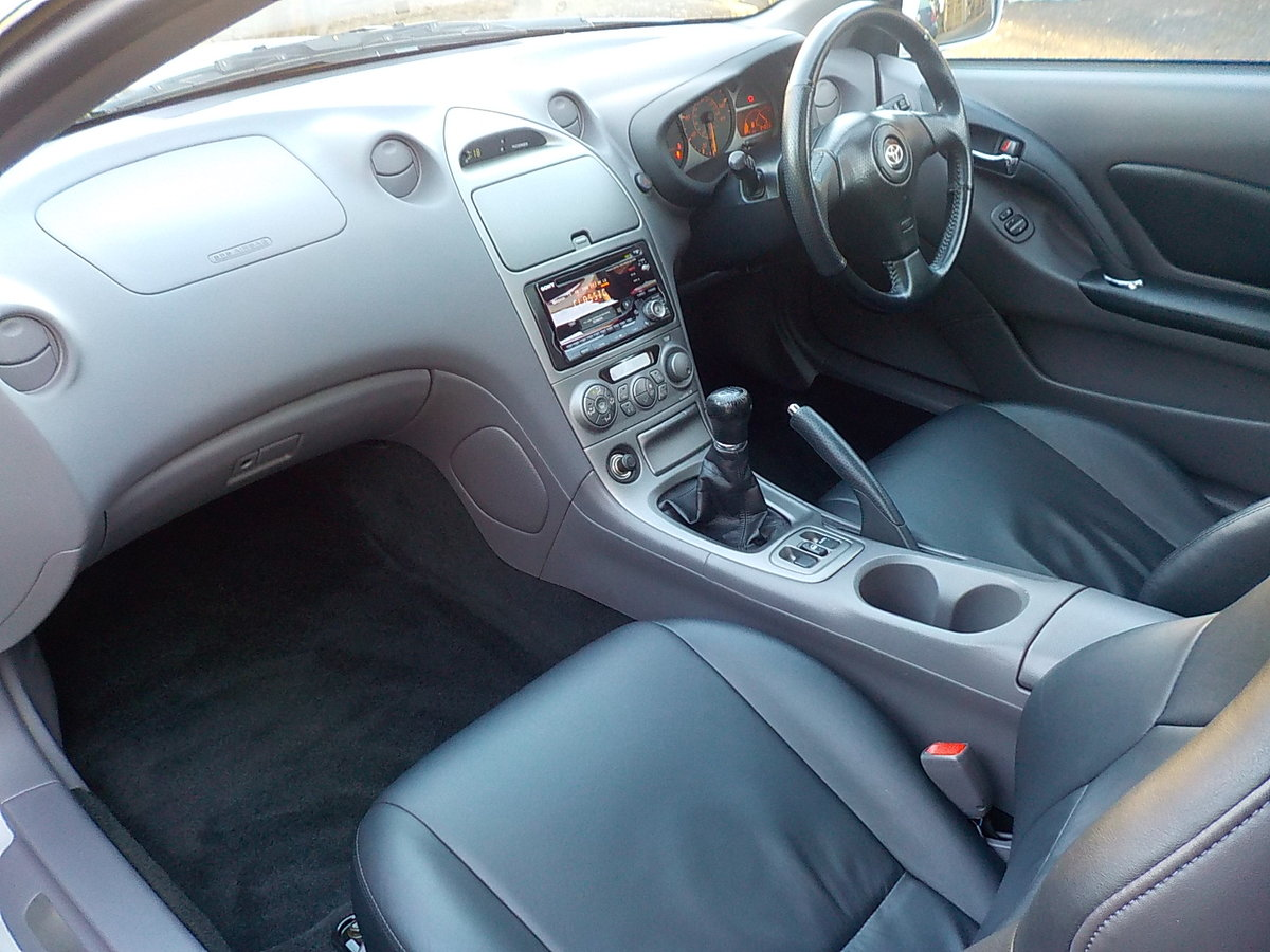 2001 Toyota Celica - 35k Miles / 1 Owner / FTSH For Sale (picture 5 of 6)