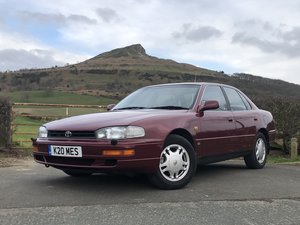 Picture of 1992 TOYOTA CAMRY 3.0 V6 GX AUTO - LOW MILEAGE, SUPER COND SOLD