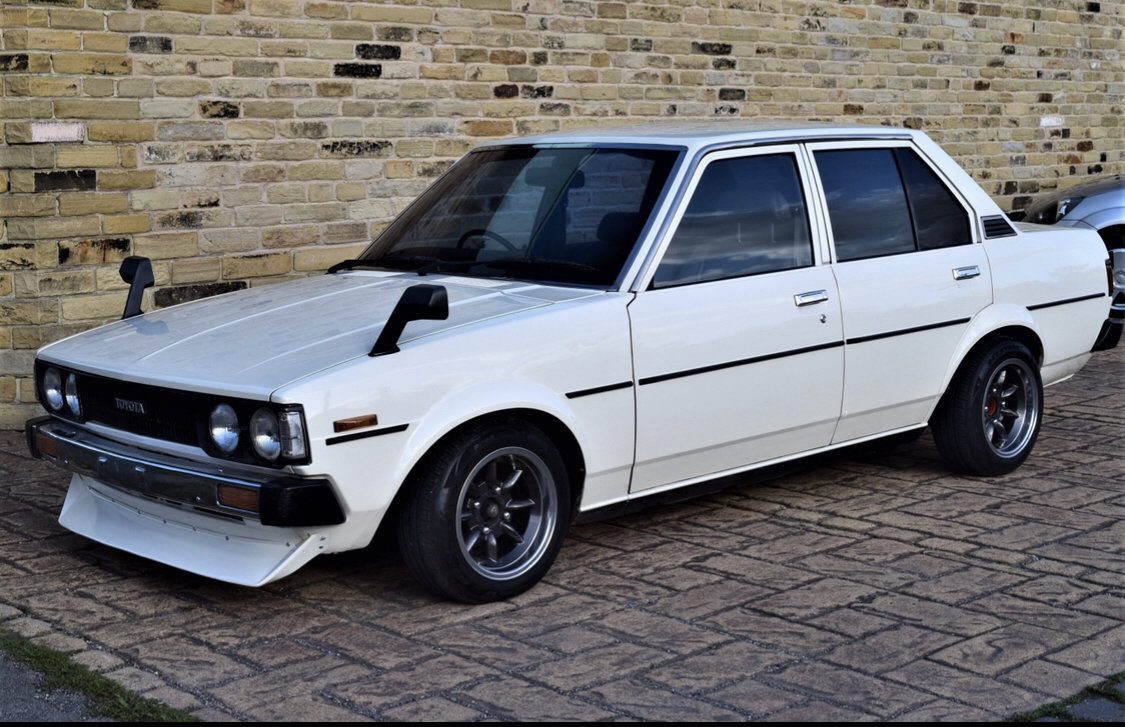 1981 Toyota Corolla KE70 DX For Sale (picture 1 of 4)