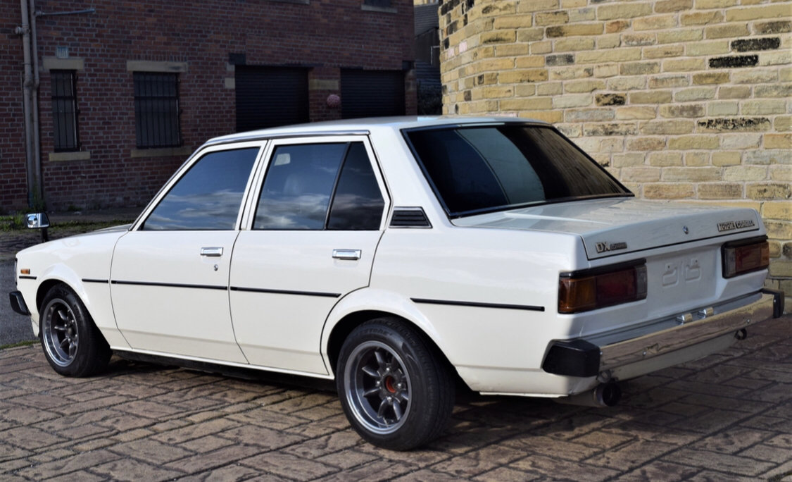 1981 Toyota Corolla KE70 DX For Sale (picture 2 of 4)