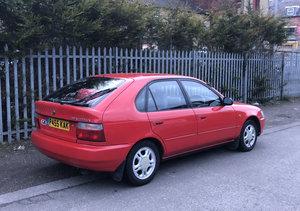 1996 Toyota Corolla 2.0 Diesel