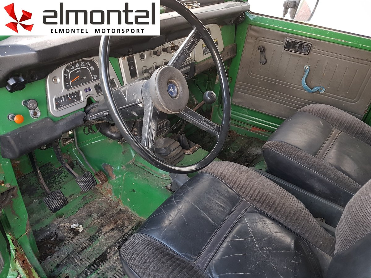 1982 TOYOTA Land Cruiser BJ45 3.4D For Sale (picture 5 of 6)
