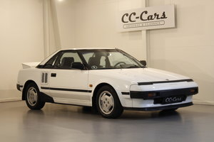 1985 Toyota MR2 1.6 GT
