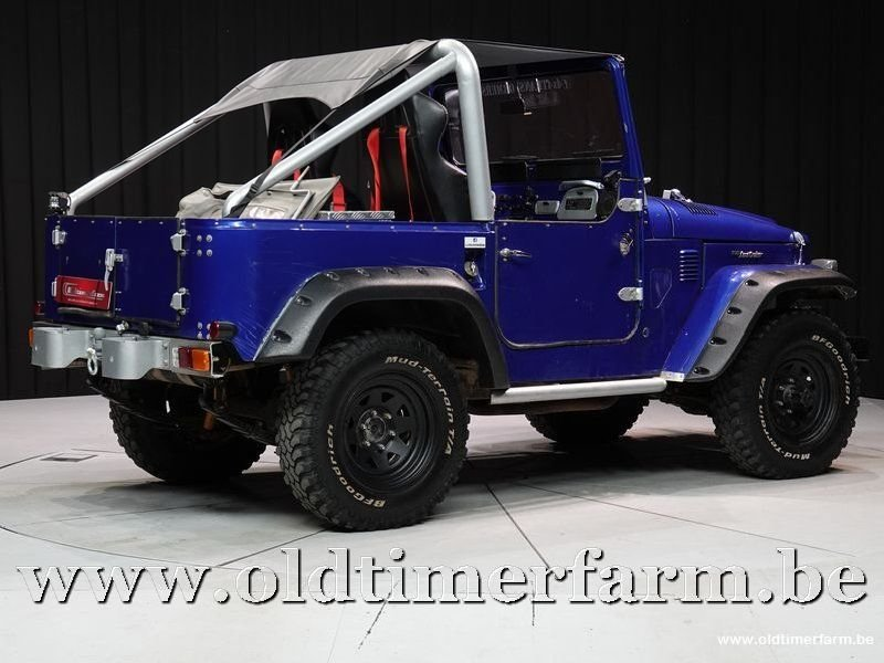 1978 Toyota Land Cruiser BJ40 '78 For Sale (picture 2 of 12)