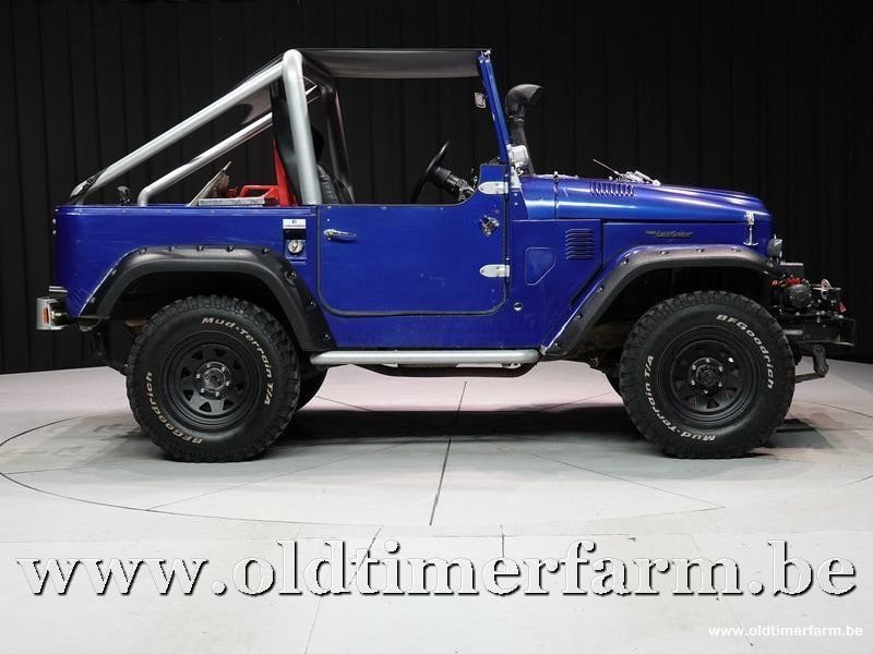 1978 Toyota Land Cruiser BJ40 '78 For Sale (picture 3 of 12)