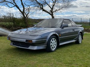 1988 MODERN CLASSIC TOYOTA MR2 T BAR SUPERCHARGER
