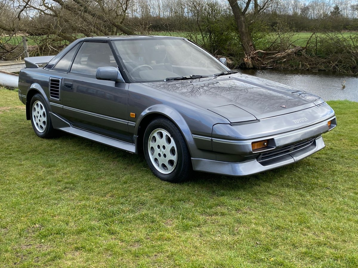 1988 MODERN CLASSIC TOYOTA MR2 T BAR SUPERCHARGER  For Sale (picture 2 of 6)