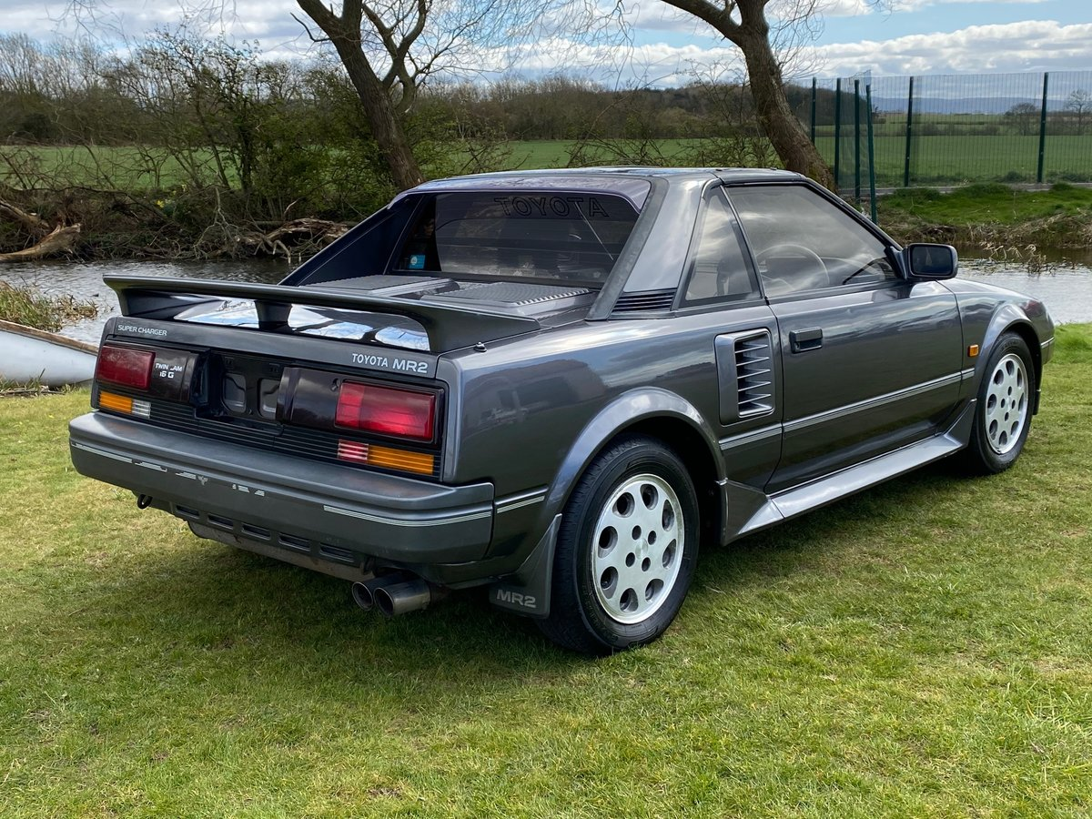 1988 MODERN CLASSIC TOYOTA MR2 T BAR SUPERCHARGER  For Sale (picture 4 of 6)
