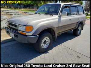 1992 Toyota Land Cruiser J80 SUV 4WD clean driver $7.5k For Sale