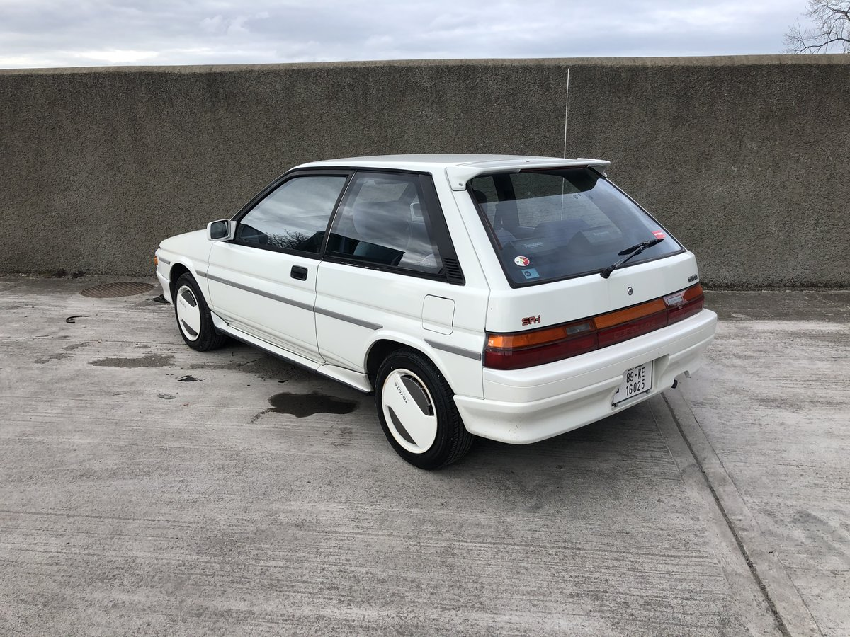 1989 Toyota Corolla 2 EL31 For Sale (picture 3 of 6)
