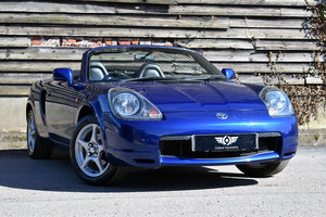 2000 Toyota MR2 1.8 VVTi Roadster **RESERVED** SOLD