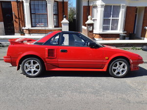 TOYOTA MR2 MR1