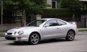 1995 Toyota Celica GT-Four ST205 RHD silver driver $13.5k