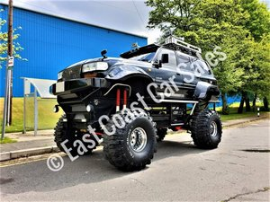 1993 TOYOTA LAND CRUISER MONSTER TRUCK PROMO / TV / WEDDINGS / SH