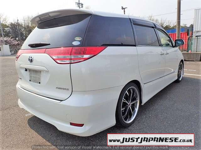 2007 TOYOTA ESTIMA 2.4 AERAS G EDITION, 7 Seats, Automatic For Sale (picture 2 of 6)