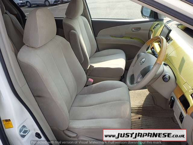 2007 TOYOTA ESTIMA 2.4 AERAS G EDITION, 7 Seats, Automatic For Sale (picture 3 of 6)
