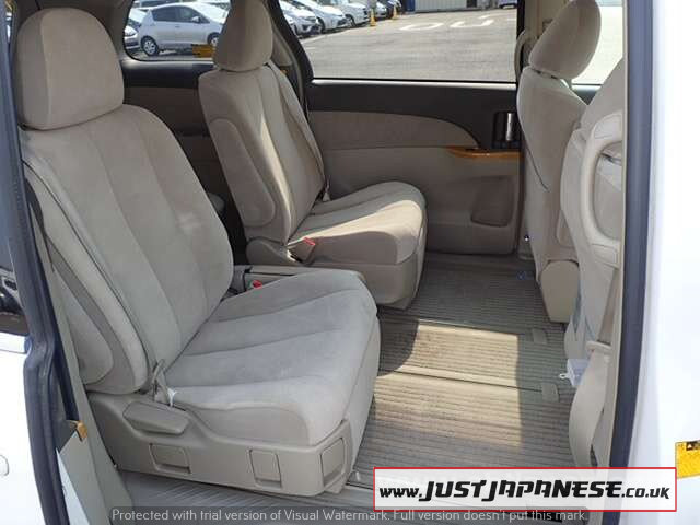 2007 TOYOTA ESTIMA 2.4 AERAS G EDITION, 7 Seats, Automatic For Sale (picture 4 of 6)