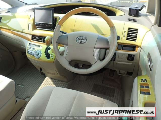 2007 TOYOTA ESTIMA 2.4 AERAS G EDITION, 7 Seats, Automatic For Sale (picture 5 of 6)