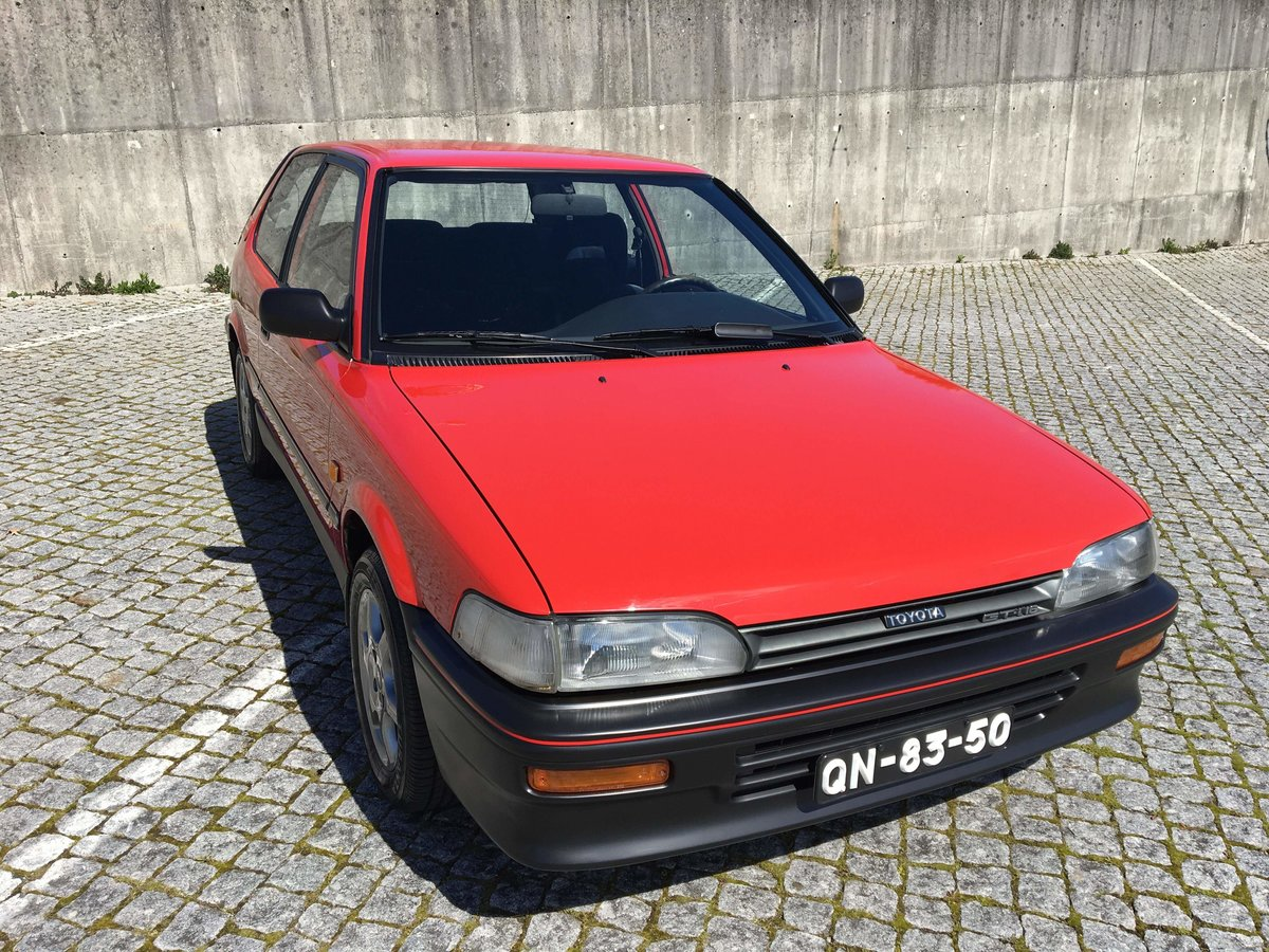 1988 Toyota corolla gti 1.6 16v  125 cv For Sale (picture 2 of 7)