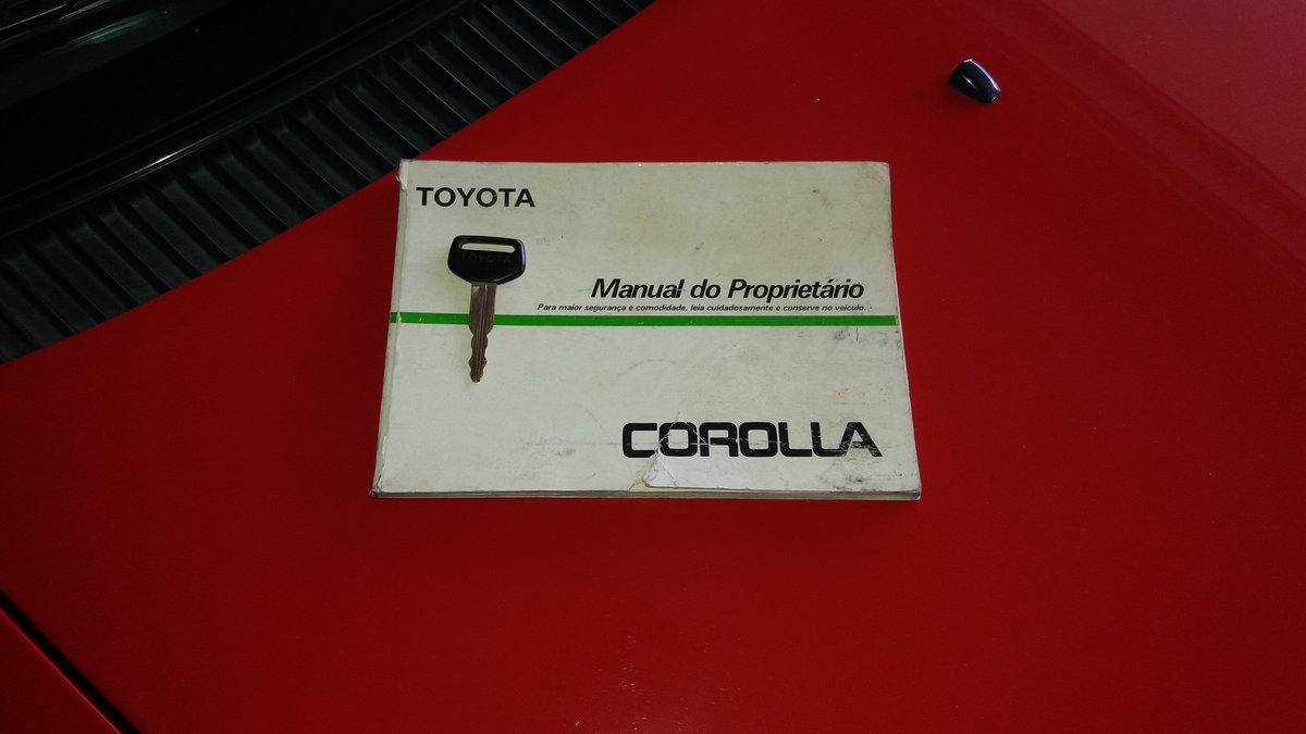 1988 Toyota corolla gti 1.6 16v  125 cv For Sale (picture 5 of 6)