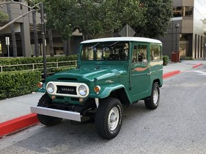 Picture of 1969  TOYOTA LAND CRUISER FJ 40