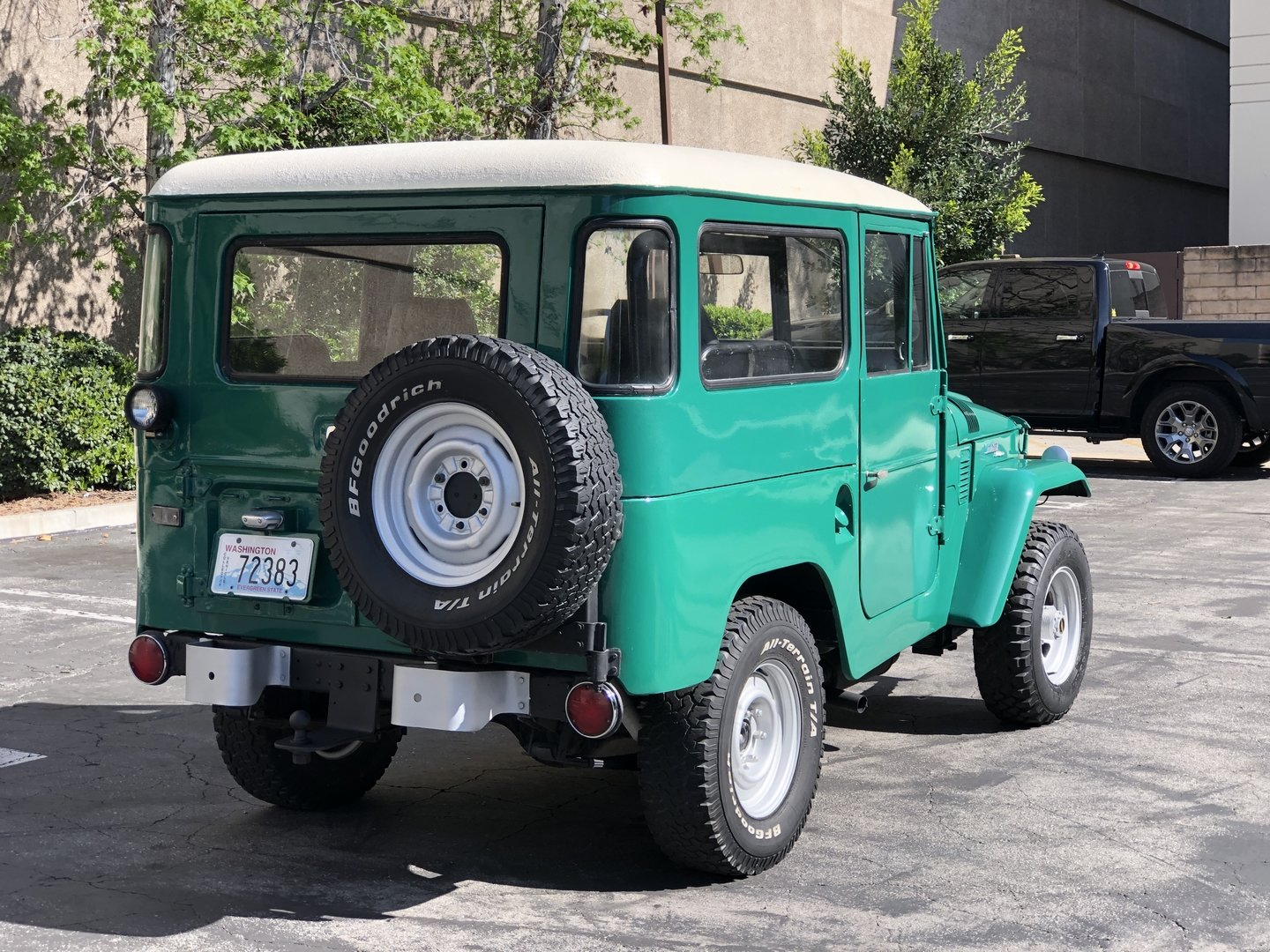 1969 TOYOTA LAND CRUISER FJ 40 For Sale (picture 2 of 6)