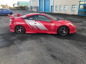 2002 Toyota Celica For Sale by Auction