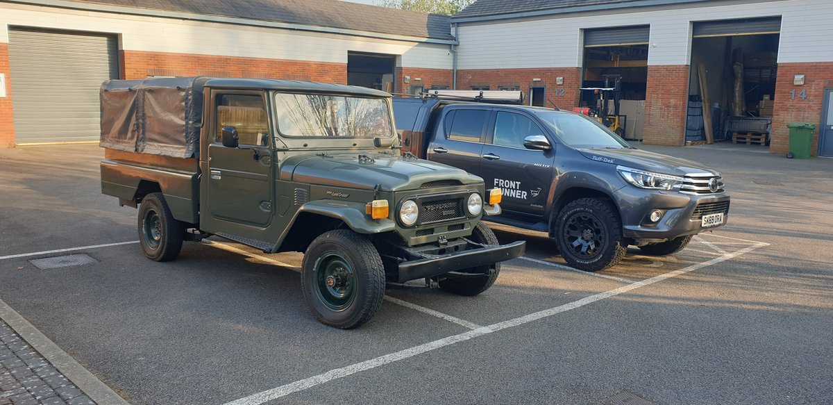 1978 Land Cruiser Fj45 / H45 For Sale (picture 4 of 4)