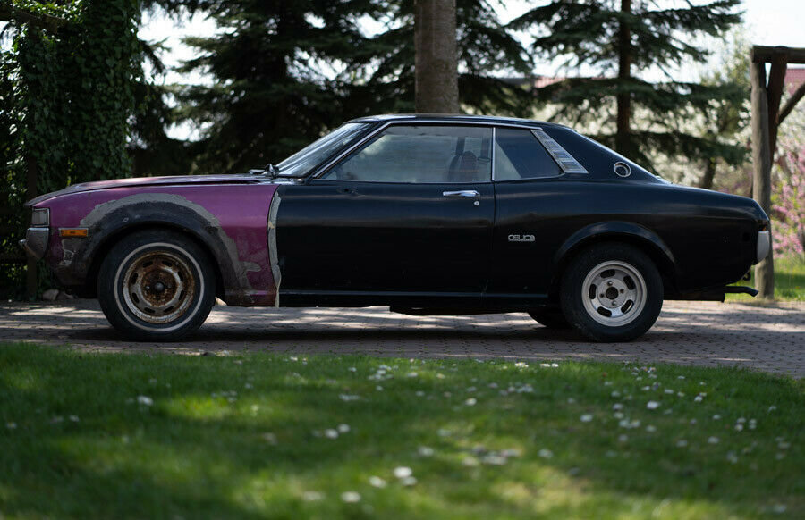 1976 Toyota celica ra24 from california perfect For Sale (picture 1 of 6)